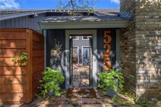 525 Ridgecrest Circle, Denton, TX 76205 (MLS #13933214) :: RE/MAX Town & Country