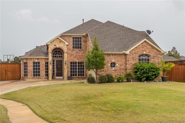 2702 Pottery Trail, Corinth, TX 76210 (MLS #13933740) :: Baldree Home Team