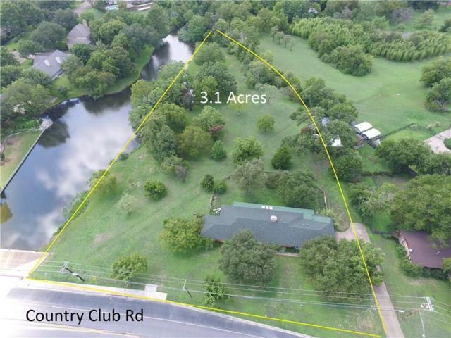 806 Country Club Road, Cleburne, TX 76033 (MLS #13933794) :: Potts Realty Group
