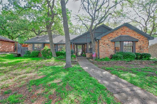 2228 Mountainview Drive, Hurst, TX 76054 (MLS #13934343) :: Frankie Arthur Real Estate