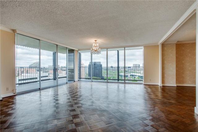 3310 Fairmount Street P1b, Dallas, TX 75201 (MLS #13934764) :: The Hornburg Real Estate Group