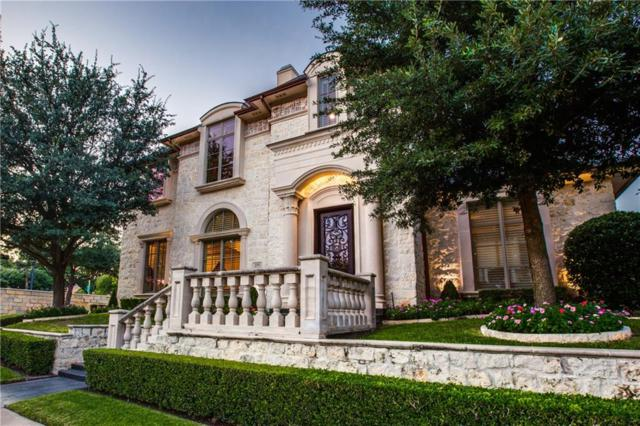 6905 Forest Glen Drive, Dallas, TX 75230 (MLS #13937006) :: RE/MAX Town & Country