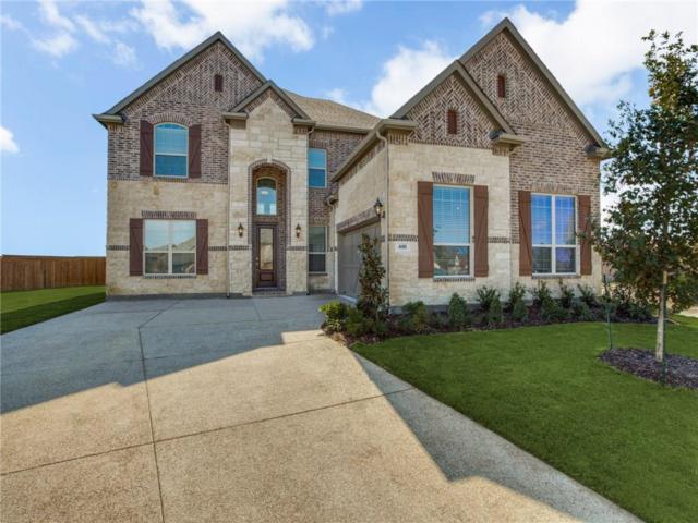 495 Timber Creek Lane, Frisco, TX 75068 (MLS #13941636) :: Frankie Arthur Real Estate
