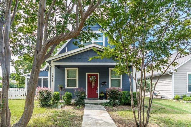 1401 N Bradley Street, Mckinney, TX 75069 (MLS #13942617) :: Robbins Real Estate Group