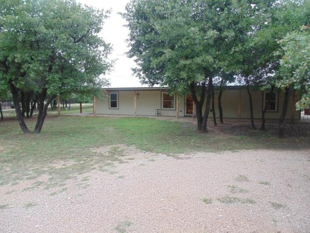 5216 County Road 418, Hawley, TX 79525 (MLS #13943100) :: The Paula Jones Team | RE/MAX of Abilene