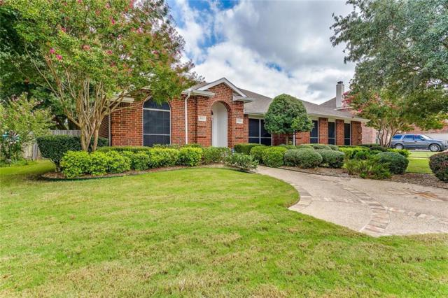 1045 Blueberry Court, Crowley, TX 76036 (MLS #13943561) :: The Mitchell Group