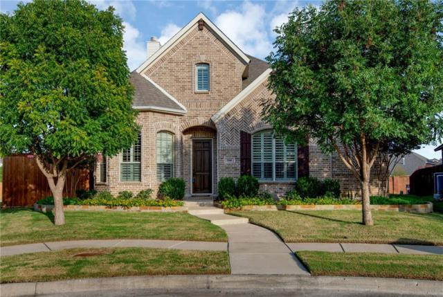 719 Cougar Drive, Allen, TX 75013 (MLS #13944208) :: RE/MAX Town & Country