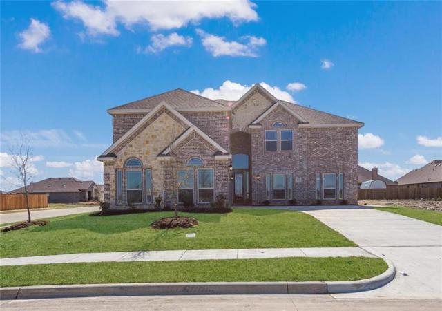420 Wintergreen Drive, Waxahachie, TX 75165 (MLS #13944517) :: Kimberly Davis & Associates