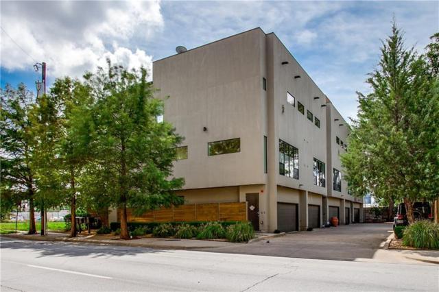 1505 N Haskell Avenue #2, Dallas, TX 75204 (MLS #13947141) :: The Heyl Group at Keller Williams