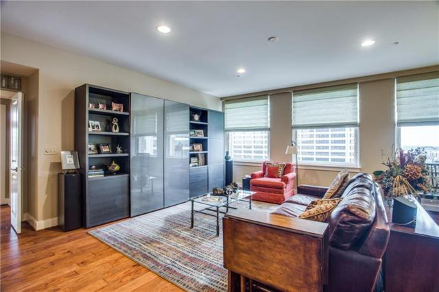 411 W 7th Street #805, Fort Worth, TX 76102 (MLS #13947148) :: The Heyl Group at Keller Williams