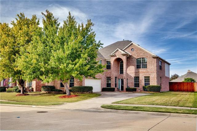 305 Green Acres Drive, Murphy, TX 75094 (MLS #13950502) :: RE/MAX Town & Country