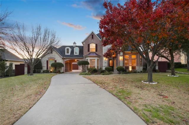 9 Lochleven, Richardson, TX 75082 (MLS #13952189) :: The Real Estate Station