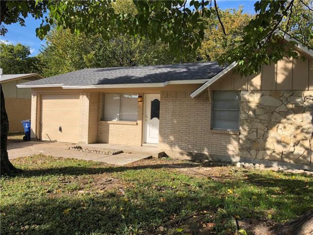 5841 Hanson Drive, Watauga, TX 76148 (MLS #13953338) :: Magnolia Realty
