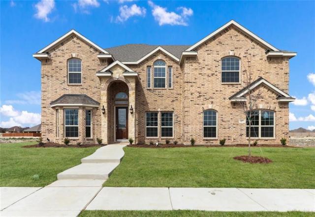 457 Harvest Grove, Waxahachie, TX 75165 (MLS #13953671) :: Kimberly Davis & Associates