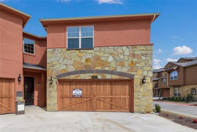 2670 Villa Di Lago Drive #1, Grand Prairie, TX 75054 (MLS #13955652) :: The Tierny Jordan Network