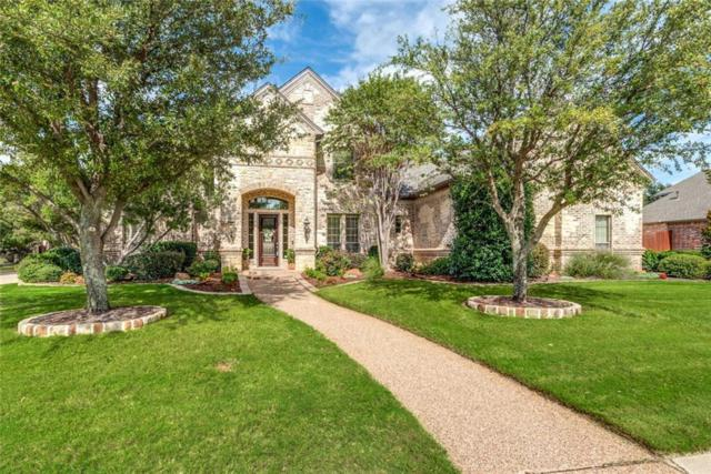 5513 Texas Trail, Colleyville, TX 76034 (MLS #13956669) :: RE/MAX Town & Country