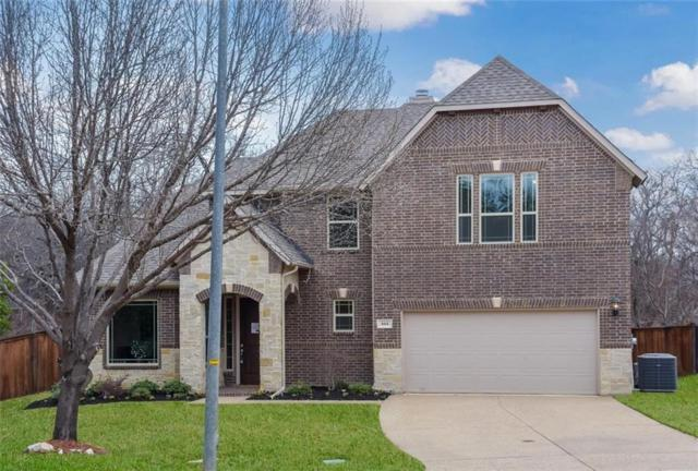 664 Links View Court, Grand Prairie, TX 75052 (MLS #13957501) :: Hargrove Realty Group