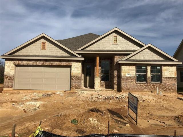 1405 Oak Tree Drive, Denton, TX 76209 (MLS #13958962) :: Real Estate By Design
