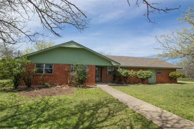 1701 Duck Creek Road, Sanger, TX 76266 (MLS #13960431) :: The Chad Smith Team