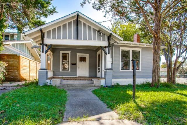 926 W 10th Street, Dallas, TX 75208 (MLS #13961015) :: Real Estate By Design
