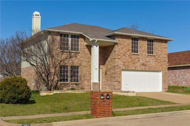 520 Magdalen Avenue, Fort Worth, TX 76036 (MLS #13961178) :: NewHomePrograms.com LLC