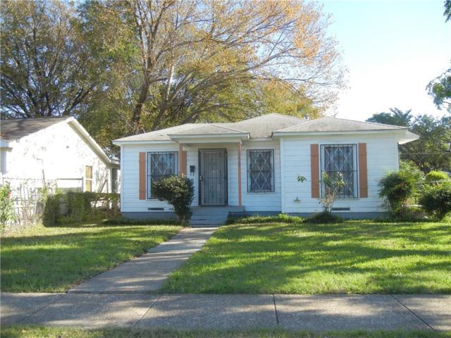 2668 Kathleen Avenue, Dallas, TX 75216 (MLS #13962659) :: RE/MAX Town & Country