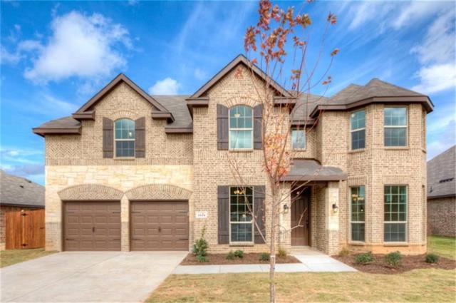 1538 Grassy Meadows Drive, Burleson, TX 76058 (MLS #13964344) :: RE/MAX Landmark