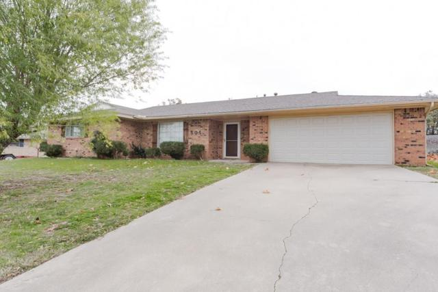 505 Patterson Street, Bowie, TX 76230 (MLS #13968038) :: Frankie Arthur Real Estate