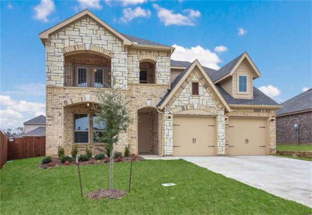 308 Oliver Court, Kennedale, TX 76060 (MLS #13968040) :: Kimberly Davis & Associates