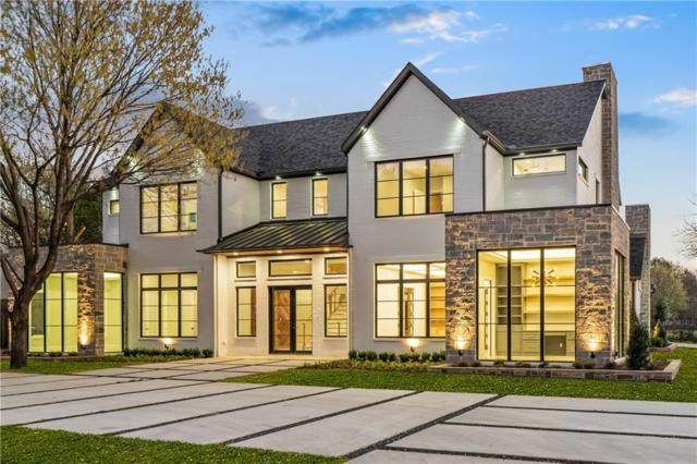 5614 Brookstown Drive, Dallas, TX 75230 (MLS #13968294) :: Robbins Real Estate Group