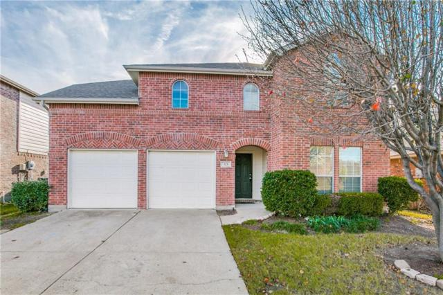 323 Highland View Drive, Wylie, TX 75098 (MLS #13968615) :: Kimberly Davis & Associates
