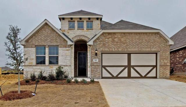 509 Windy Knoll Road, Fort Worth, TX 76028 (MLS #13969047) :: Kimberly Davis & Associates