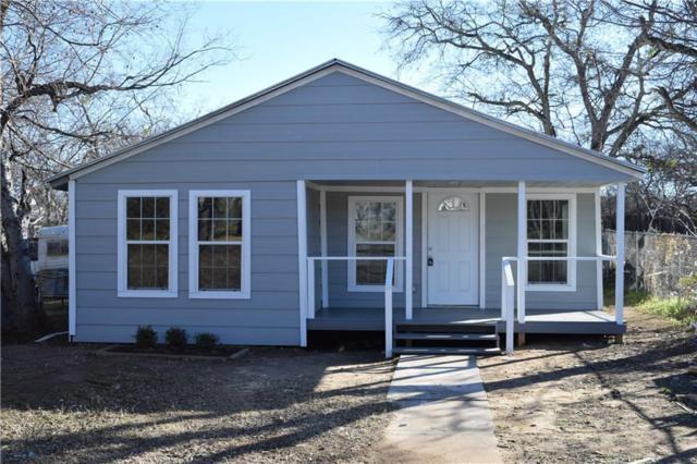2502 2nd Avenue NW, Mineral Wells, TX 76067 (MLS #13970295) :: Kimberly Davis & Associates