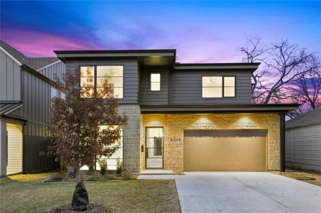 4715 March Avenue, Dallas, TX 75209 (MLS #13970401) :: The Heyl Group at Keller Williams