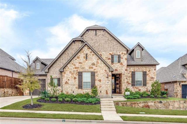 4008 Lombardy Court, Colleyville, TX 76034 (MLS #13971935) :: The Tierny Jordan Network