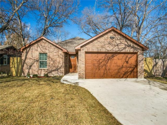 8352 Sussex Street, White Settlement, TX 76108 (MLS #13973816) :: Frankie Arthur Real Estate
