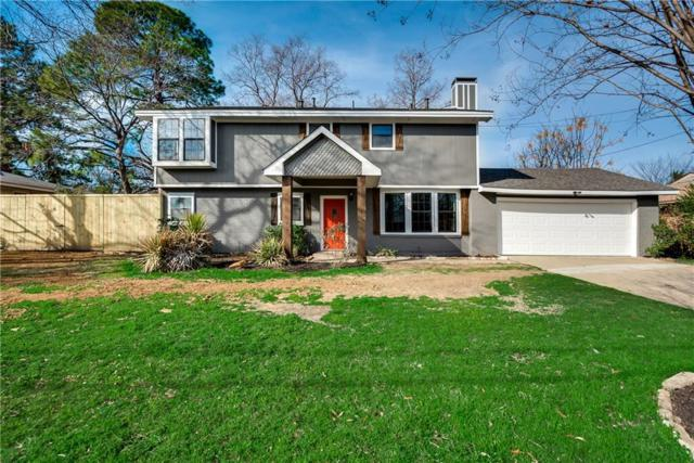 2516 Halbert Street, Fort Worth, TX 76112 (MLS #13978646) :: Lynn Wilson with Keller Williams DFW/Southlake
