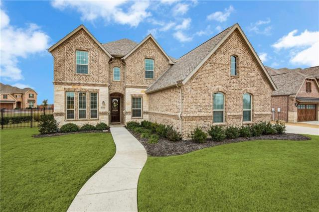 850 Yellowcress Drive, Prosper, TX 75078 (MLS #13979884) :: Kimberly Davis & Associates