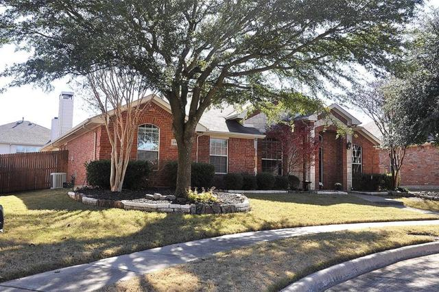 1002 Crater Lake Court, Allen, TX 75002 (MLS #13982616) :: RE/MAX Town & Country