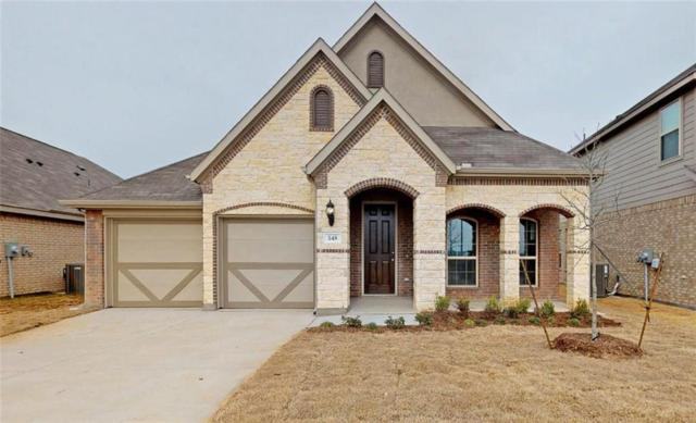 548 Windy Knoll Road, Fort Worth, TX 76028 (MLS #13982714) :: Baldree Home Team