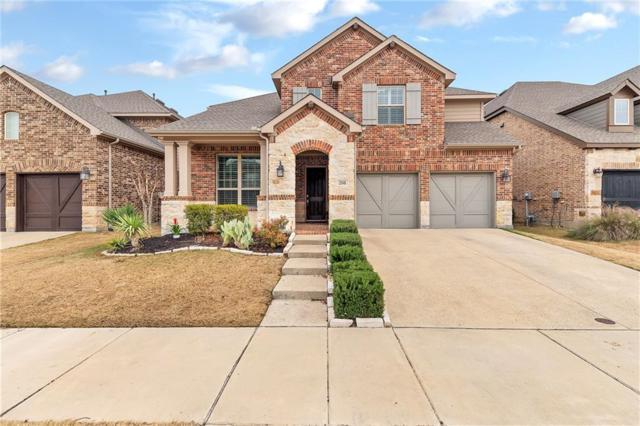 208 Lilypad Bend, Argyle, TX 76226 (MLS #13984036) :: Kimberly Davis & Associates
