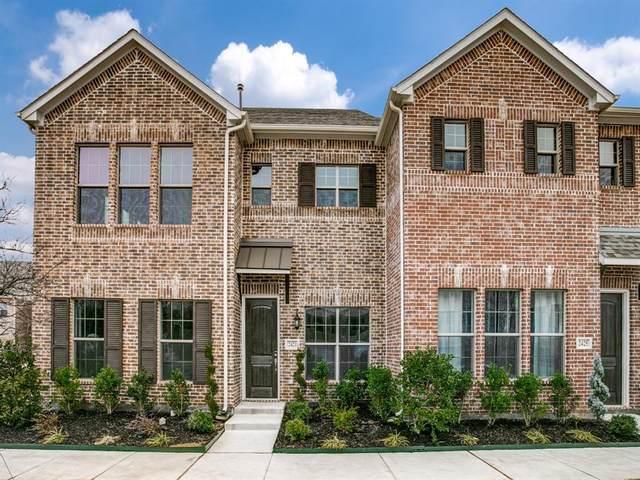 2421 Merriweather Lane, Flower Mound, TX 75028 (MLS #13987006) :: Real Estate By Design