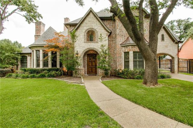 6412 Azalea Lane, Dallas, TX 75230 (MLS #13987296) :: Robbins Real Estate Group