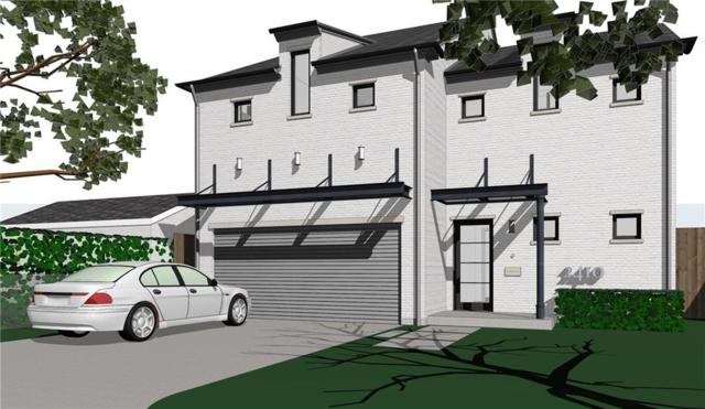 2410 Madera Street, Dallas, TX 75206 (MLS #13987312) :: Robbins Real Estate Group