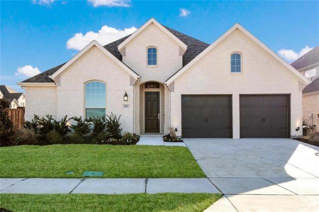 3911 Prairie Clover Lane, Prosper, TX 75078 (MLS #13989768) :: Real Estate By Design