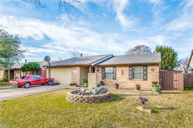 811 Circle Cove Drive, Allen, TX 75002 (MLS #13993482) :: Roberts Real Estate Group