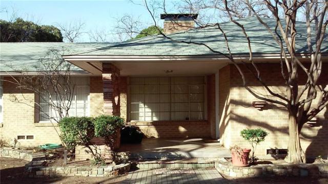 4431 Walnut Hill, Dallas, TX 75229 (MLS #13994963) :: RE/MAX Town & Country