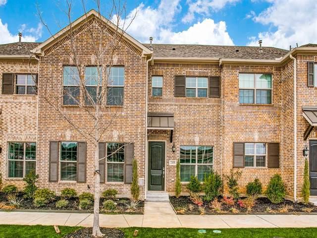 2408 Morningside Drive, Flower Mound, TX 75028 (MLS #13995208) :: Real Estate By Design