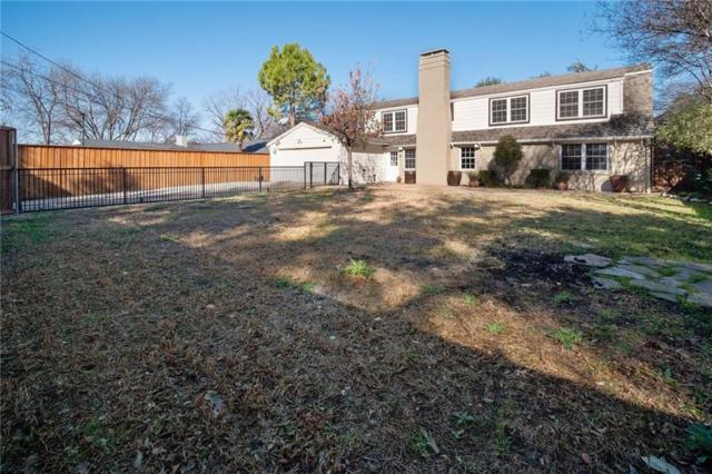 3318 Merrell Road, Dallas, TX 75229 (MLS #13995712) :: RE/MAX Town & Country