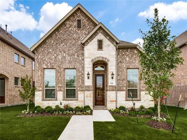 7315 Sanctuary Drive, Frisco, TX 75035 (MLS #13996871) :: The Chad Smith Team